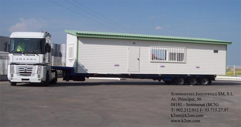 Mobil home casas prefabricadas moviles por k2sm - Casas modulares moviles ...